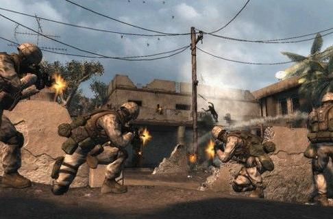 Status update: Six Days in Fallujah, with Atomic Games president Peter Tamte
