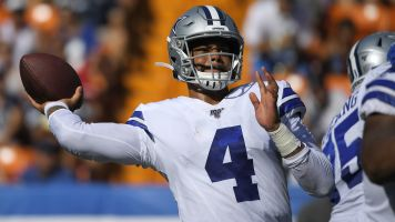Without Zeke, Cowboys offense thrives