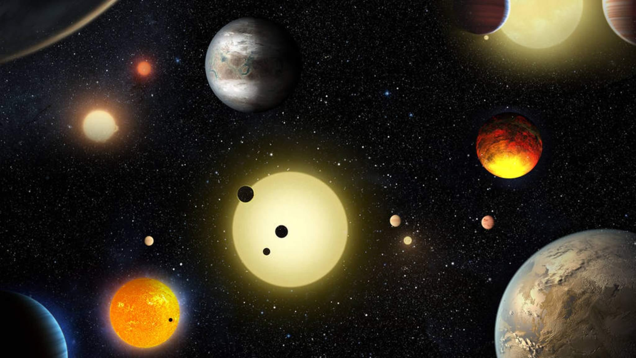 More Than 1,000 New Planets Discovered By NASA - World ...