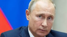 Putin says it's not up to Russia to persuade Iran to pull out of Syria