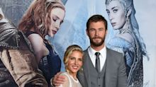 Chris Hemsworth has the funniest response to split rumours involving him and his wife Elsa Pataki