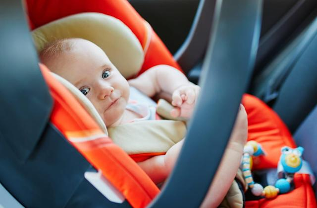 Congress could require a car alarm for kids left inside