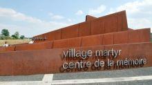 Oradour-sur-Glane: Indignation générale après des tags négationnistes