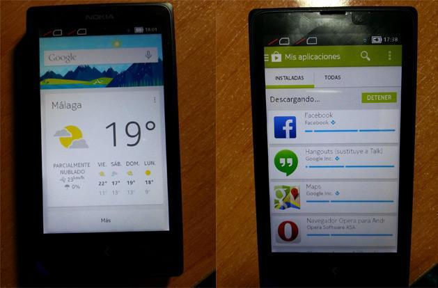 The Nokia X has already been hacked to load Google Apps, access the Play store