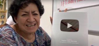 Maestra mexicana de inglés, la sensación de YouTube