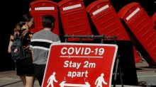 Covid-19 infections 'doubling every seven to eight days' as experts fear R rate could be 1.7