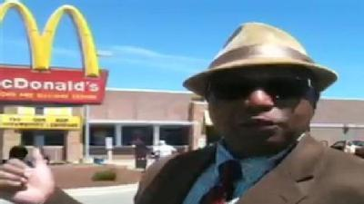 Mike Anderson To Witness 25,000th Big Mac