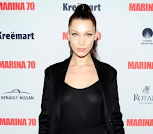 Woman Arrested After Accosting Bella Hadid With Palestinian Flag and More News