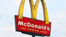 Das kleinste McDonald's der Welt: Platz für tausende Gäste