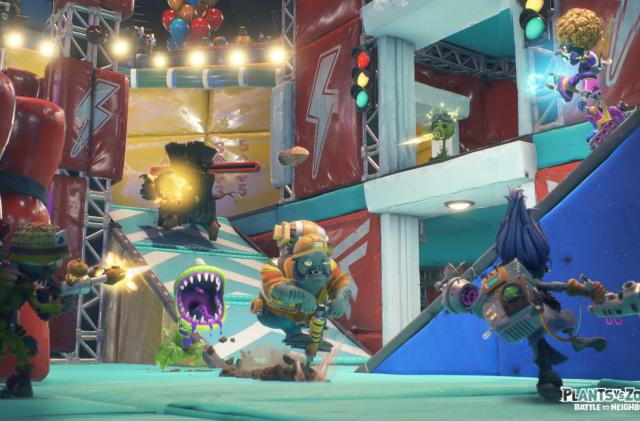 'Plants vs. Zombies: Battle for Neighborville' is available today