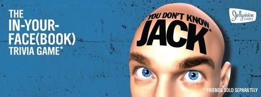You Don't Know Jack and Cookie Masterson want to be your new Facebook friends