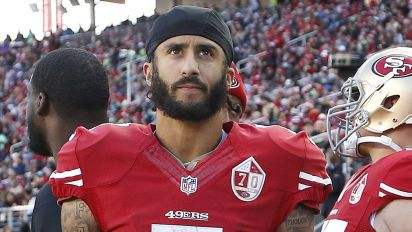 NFL reaches settlement with Kaepernick, Reid