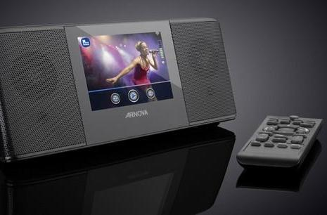 Archos Arnova is ready to exterminate your clock radio, your Squeezebox too