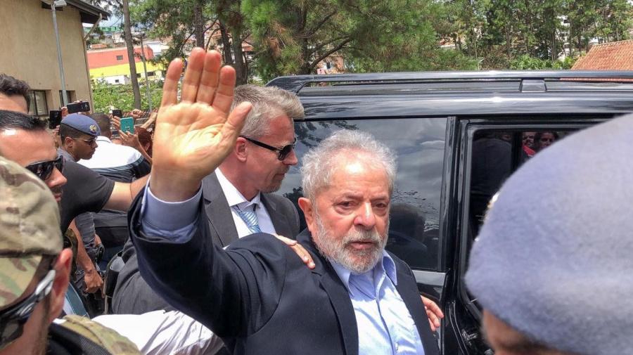 Sítio será reformado para eventual prisão domiciliar de Lula