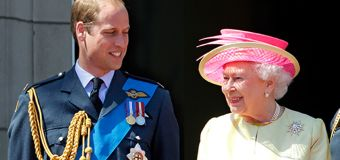 Queen gives Prince William a new title