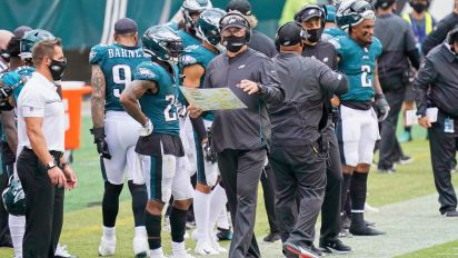 What message is Pederson sending by settling for tie?