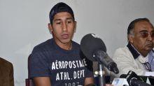 Machado se vio involucrado en una polémica que lo llevó hasta la Policía