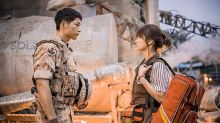 Descendants of the Sun stars Song Joong-ki, Song Hye-kyo to marry in October