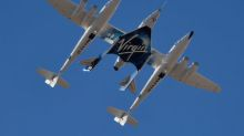 Branson's Virgin Galactic takes another step toward space tourism