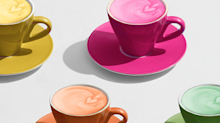 An Instagrammable Pantone café is opening in New York City