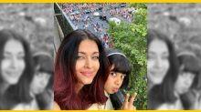 Aishwarya Rai and Aaradhya Share France's FIFA World Cup Win