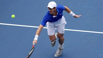 Andy Murray ready totest himself as Scot follows in footsteps of Dan Evans