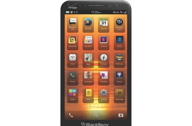 BlackBerry Z30 hits Verizon on November 14th for $200 on-contract