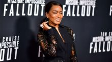 Angela Bassett says she's ready to 'throw down' in 'Black Panther' sequel