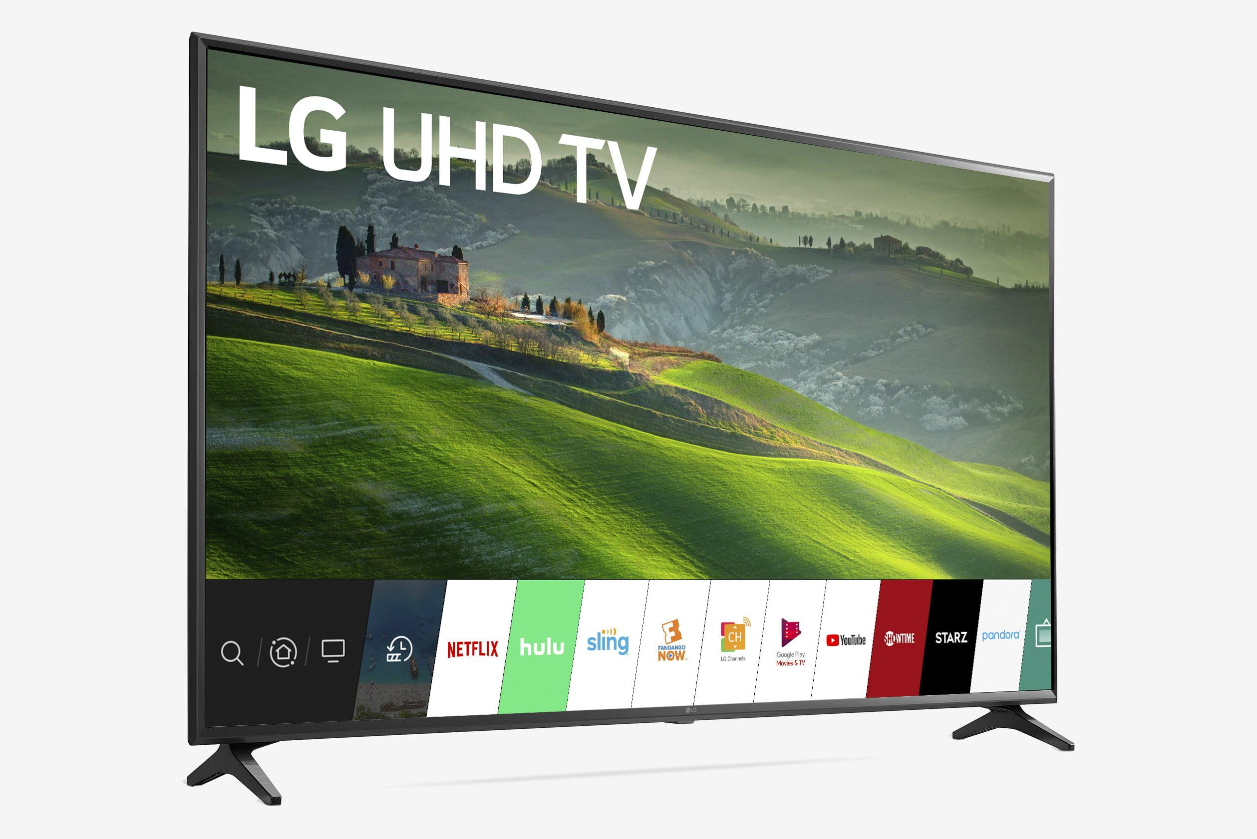 Up to date | This 65-inch LG 4K ultra HD smart TV is down to