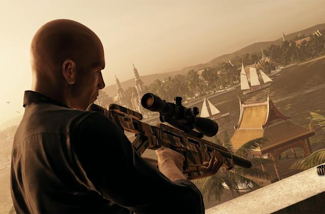 Dabble in the murderous world of 'Hitman' for free
