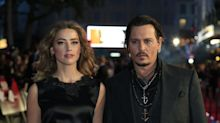 Johnny Depp claims Amber Heard 'punched him twice in the face'