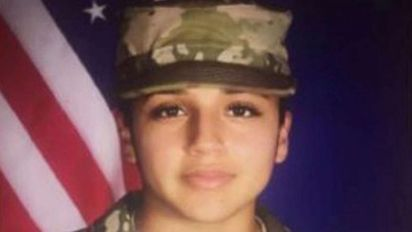 Remains of missing Fort Hood soldier identified