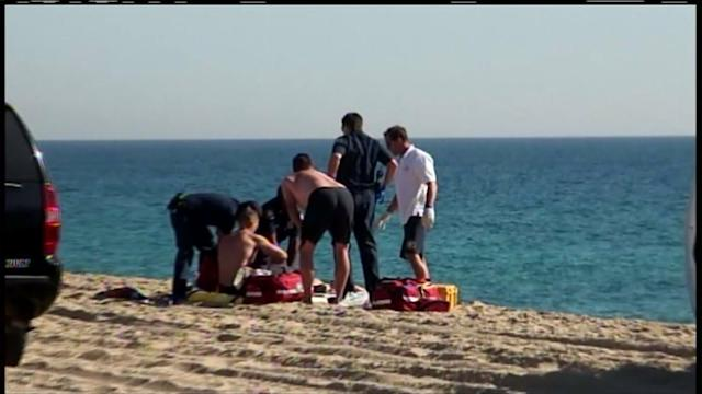 Man Falls From Chopper Into Ocean. Was It Suicide?