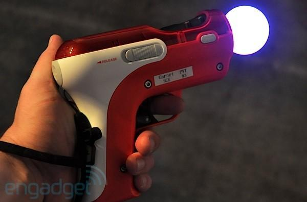 PlayStation Move shooting attachment preview: it's a shooting attachment!