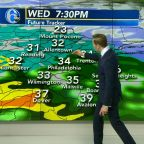 AccuWeather Alert: Snow and Sleet, Slippery Roads Today