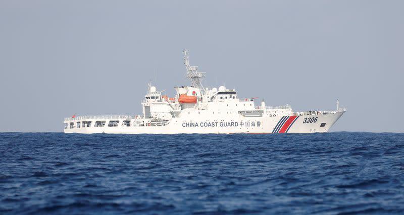 Indonesia to beef-up patrols after China coastguard raises suspicion