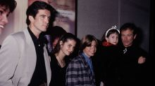 Pierce Brosnan reunited with 'Mrs Doubtfire' child stars after 25 years