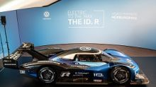 VW unveils revised I.D. R ahead of Nurburgring record attempt