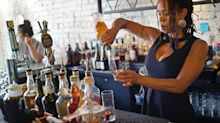 D.C. ranks first in heavy drinkers