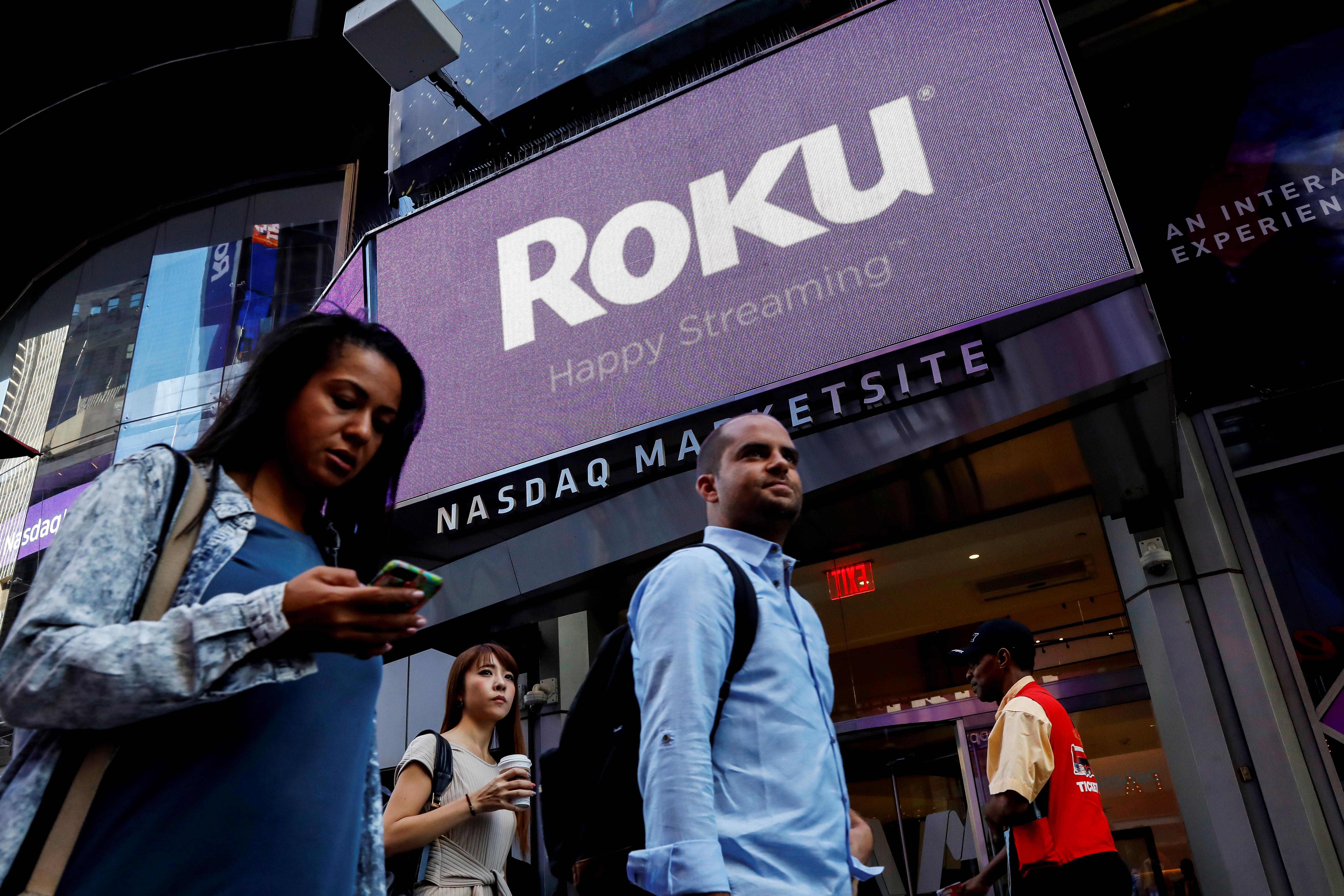 Roku updates its Roku Channel, pushing it further into competition with Netflix, Hulu, and Amazon