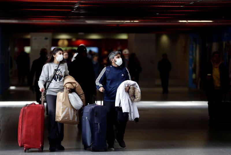 Czechs ease more travel bans, add help for coronavirus-hit firms