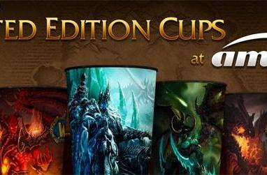 Limited edition WoW cups coming to ampm stores