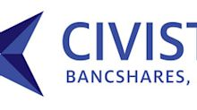 Civista Bancshares, Inc. Announces Record 2019 Earnings
