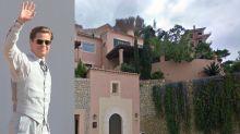 Brad Pitt se compra una casa en Mallorca por 3,5 millones de euros