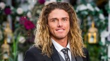 Bachelorette's Timm Hanly looks unrecognisable after home haircut