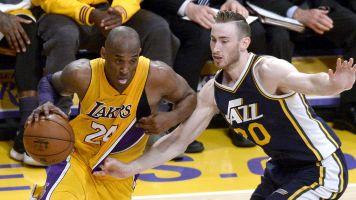 Hayward disputes feel-good story of Kobe's finale
