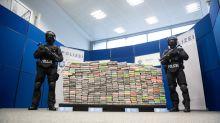 Drogenhandel: Immer mehr Kokain in Europa im Umlauf