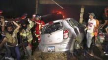 Four dead and several injured in fuel tank explosion in Lebanon