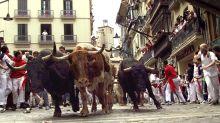 Fêtes de Pampelune : 42 personnes blessées lors des traditionnels lâchers de taureaux