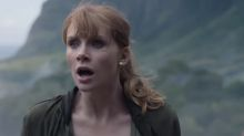 'Jurassic World 2' Scene Got A Heel Of A Change Thanks To Bryce Dallas Howard